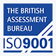 ISO 9001 - The British Assessment Bureau