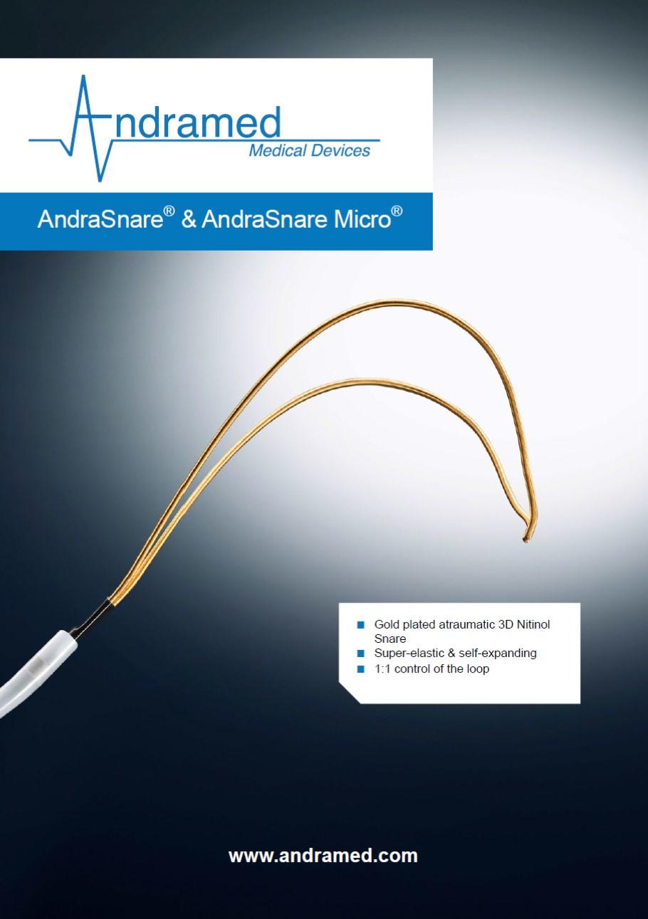 AndraSnare® & AndraSnare Micro®