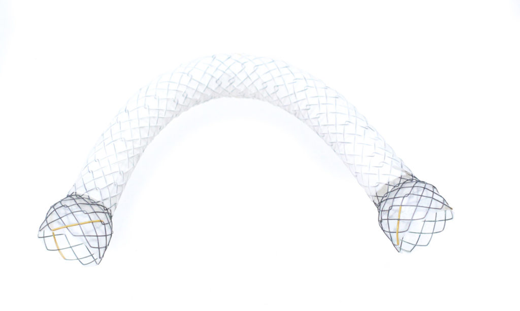 Hilzo Covered Biliary Stent