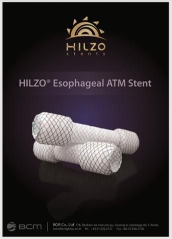 Hilzo ATM Oesophageal Stent